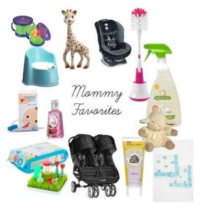 Mommy Favorites