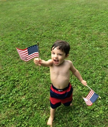 Our Fourth of July in Photos
