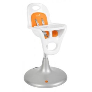 boon_flair_high_chair_orange_and_white_side