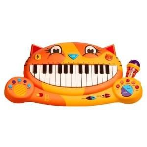 B Toys Cat Piano