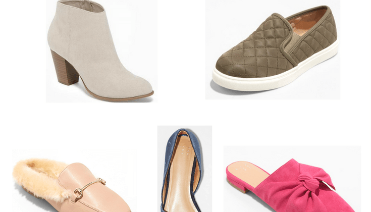 Trendy Fall Shoes On a Budget