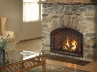 Alpha 36S Direct Vent Gas Fireplace | Gas Fireplaces