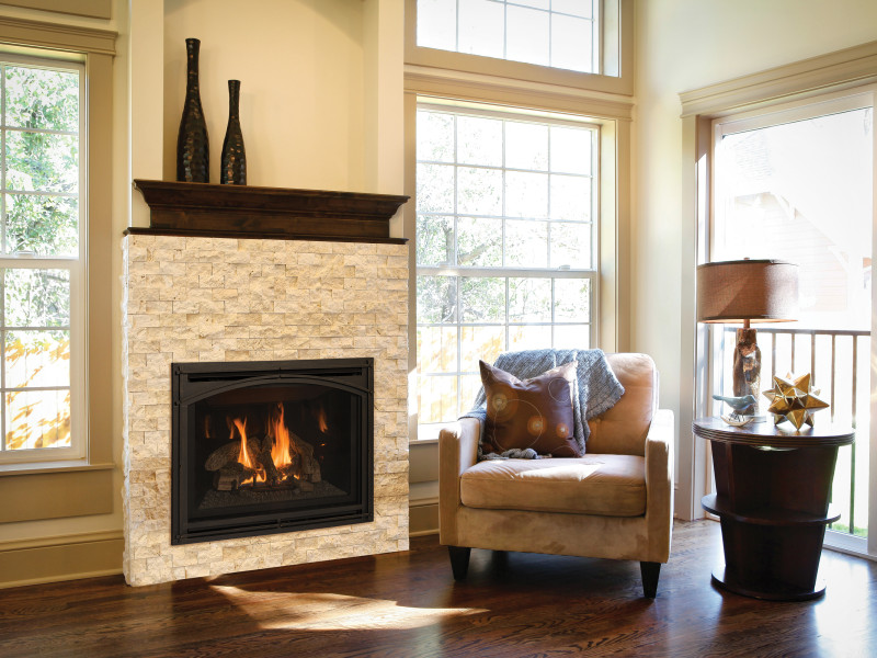 TRF 41 Direct Vent Gas Fireplace  Gas Fireplaces