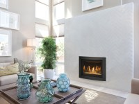 How to Light a Gas Fireplace by Turning on the Gas Inside
