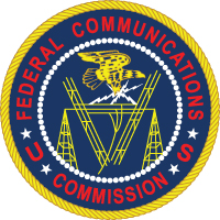 FCC Logo Color 2 - Servicio de Radioaficionados