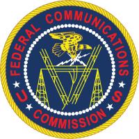 FCC Logo Color 3 - Servicio de Radioaficionados