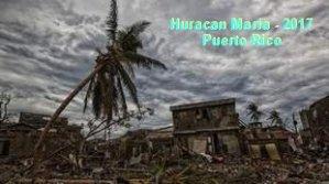 Huracanes - Conmemoración del paso del huracan Maria