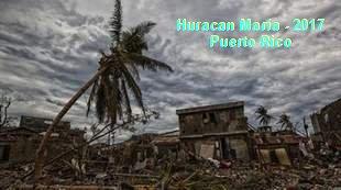 Huracanes - Pasó María…