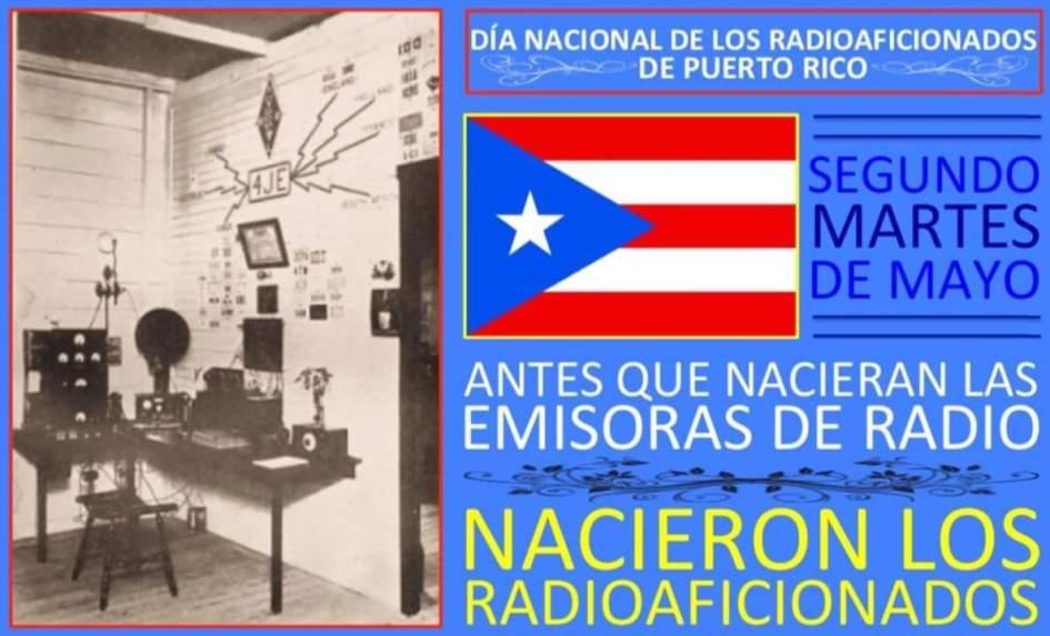 FB IMG 1525863615429 - Cada segundo Martes de Mayo es el dia del Radioaficionado