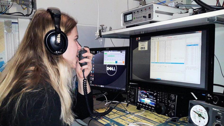 La actividad del mes de diciembre de YOTA registro más de 80,000 contactos, KP3AV Systems