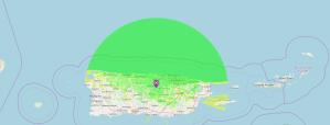 cobertura 449.200 - Repetidor de Corozal al aire y presto para cualquier emergencia