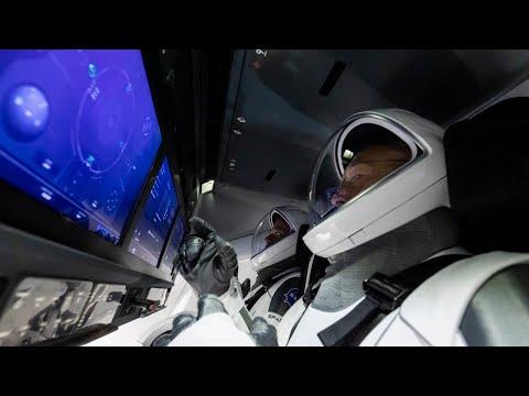Un Radioaficionado a bordo del lanzamiento histórico de SpaceX, KP3AV Systems