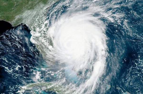 Hurricane Dorian Sat View 9 3 19 - Hurricane Exercise Carried Out in Southeastern US