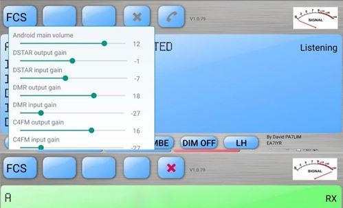 bluedv - BlueDv Ambe Android C4FM Transmite y Recibe