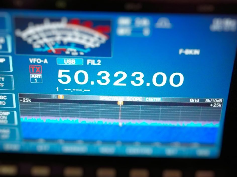 Six Meter FT8 Freq 50323 scaled 1 - Banda de Seis metros con tremenda apertura recientemente
