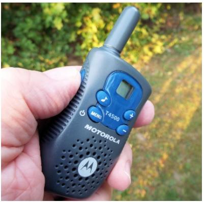 ARRL - Los radioaficionados ayudan a encontrar niños monitoreando las radios FRS