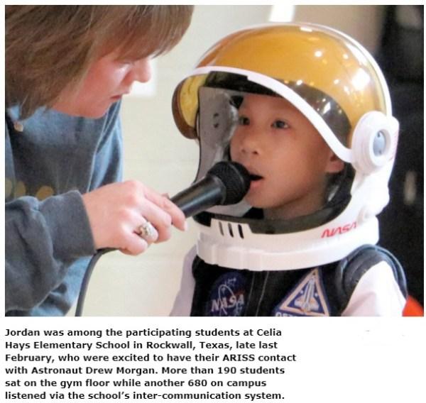 ARRIS - ARISS celebrará los 20 años de la radioafición en la Estación Espacial Internacional