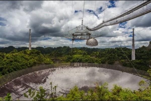 Screenshot 20201108 141740 Chrome - Falla un segundo cable principal en el Observatorio de Arecibo