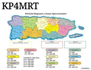 MapaZonaSimplexKP4MRT - MARTE Conjuntos de Interoperabilidad de Comunicaciones Ejercicio para el 15 de agosto de