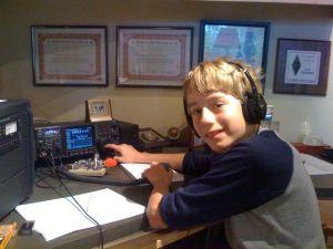 nms 645 - El campamento para jóvenes radioaficionados en las Américas es una oportunidad para este verano