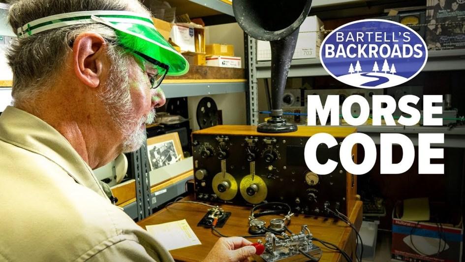 La última estación de radio marítima en código Morse de América del Norte | Backroads de Bartell, KP3AV Systems