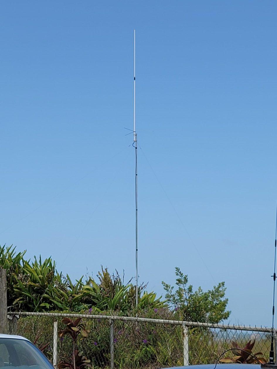 Repetidor de C4FM, Analogo ya se encuentra a 3,300 pies en Villaba pruebalo Ya, KP3AV Systems