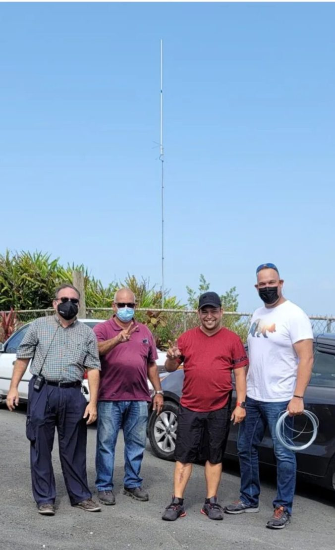 Screenshot 20210906 115324 Facebook scaled - Repetidor de C4FM, Analogo ya se encuentra a 3,300 pies en Villaba pruebalo Ya