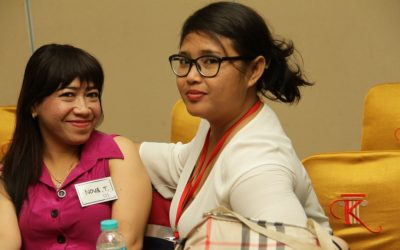 Cuci Darah Selama 15 Tahun, Pasien Perempuan Ini Beri Testimoni di Acara Kopdar KPCDI