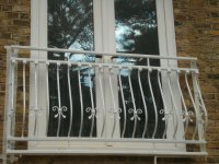 Juliet Railings | Juliet Balconies - KP Engineering