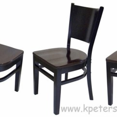 Wooden Restaurant Chairs Mission Style Leather Chair Wood Roadhouse