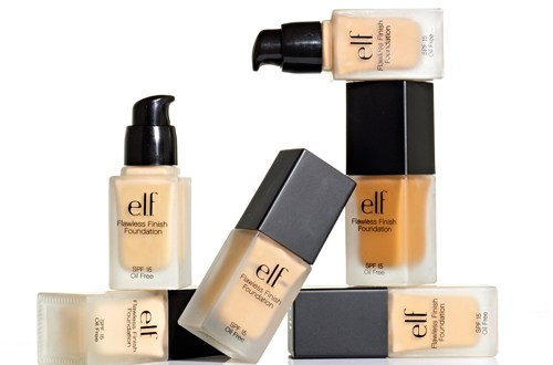 ELF Studio Flawless Finish Foundation, KPFUSION