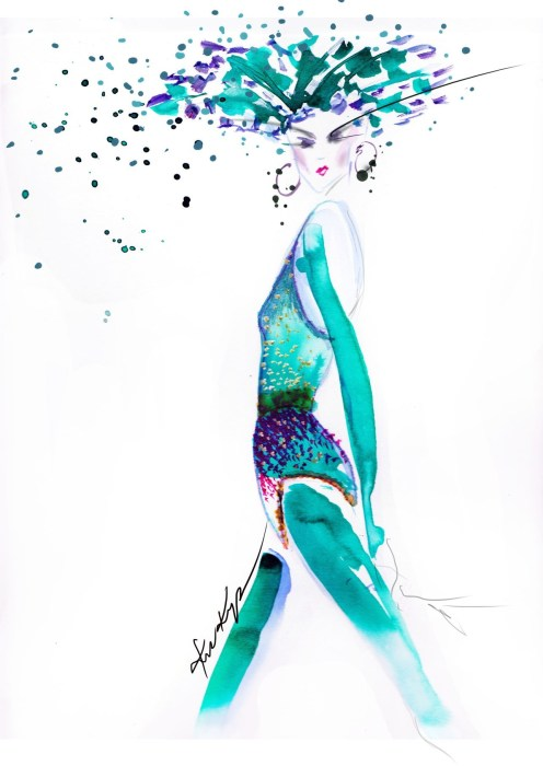 Kris Keys_Fashion Illustration