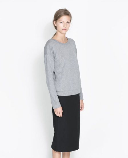 Zara-Grey-Marl-Sweatshirt