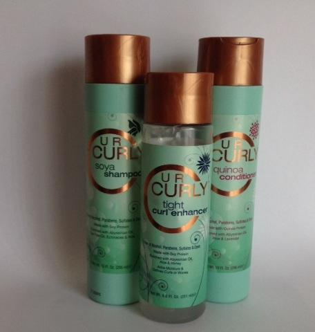 U R Curly Products