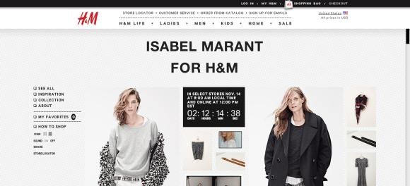 Isabel Marant | H&M US