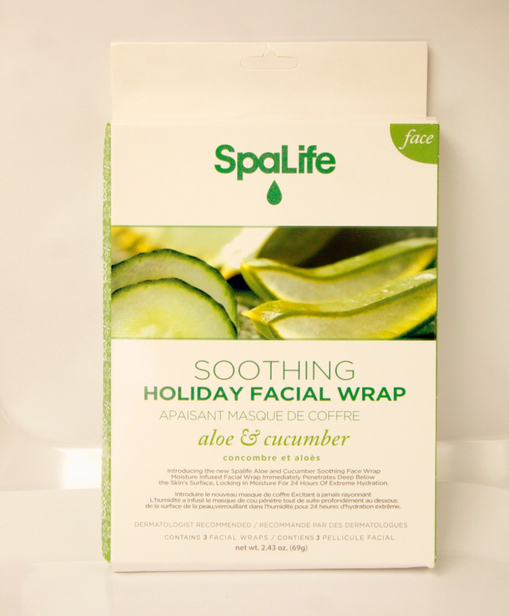 Product Review | Spa Life Facial Wraps