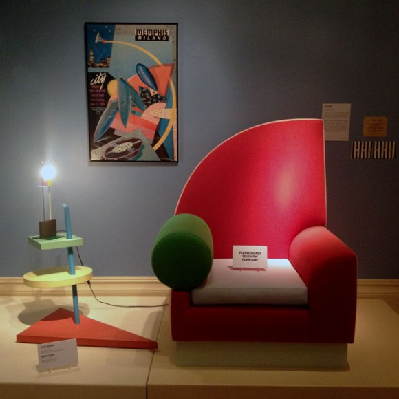 Memphis-Milano-Peter-Shire-Bel-Air-Armchair-1982