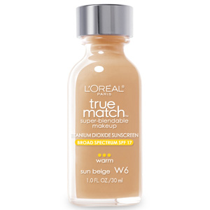 Loreal True Match™ Super Blendable Makeup $8.99