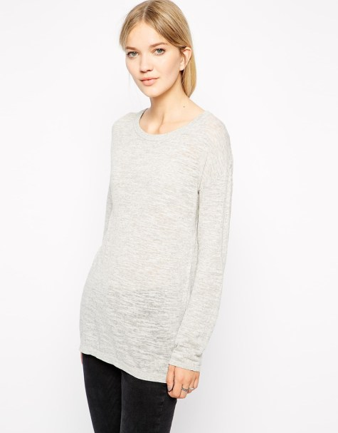 ASOS Selected Jane Sweater with Long Sleeves $57.16