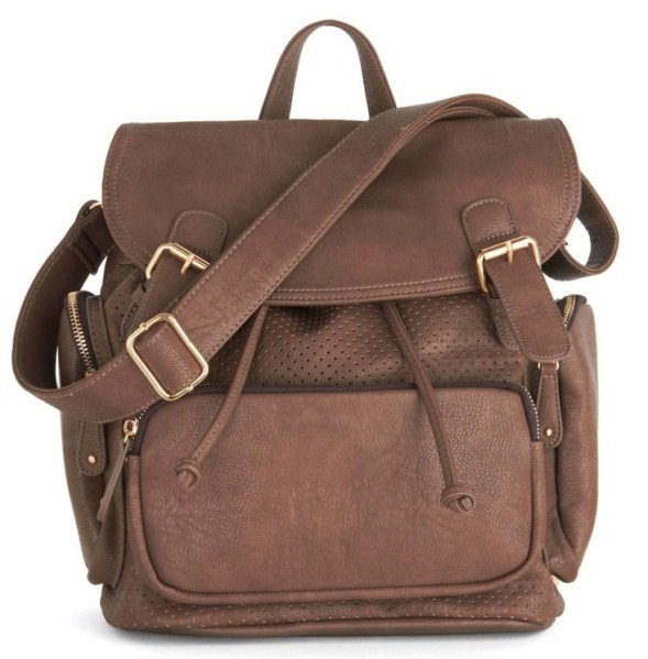 ModCloth Visualize Victory Backpack in Brown $68