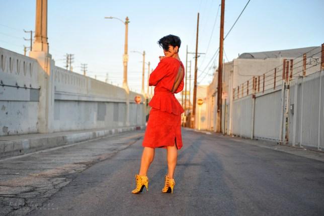 Golden Rags x Carlena Britch F/W 14 Lookbook