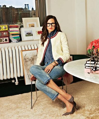Career + Style Stalker: Jenna Lyons