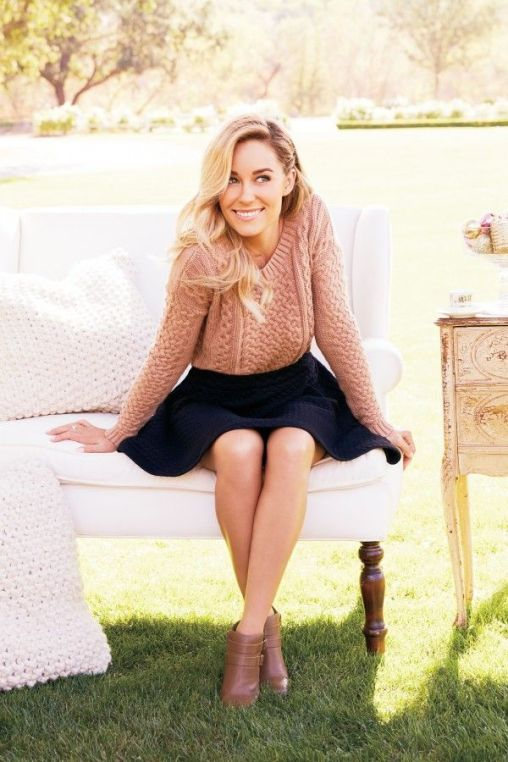 LC Lauren Conrad Kohls October 2014 Lookbook