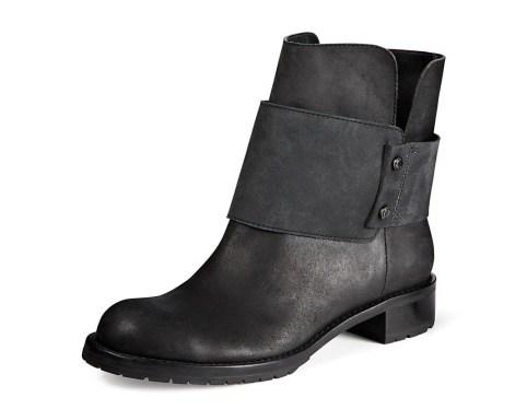 Mara Ankle Biker Boot, DKNY, $250