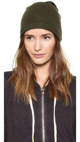 Purl Knit Slouch Beanie ShopBop $44