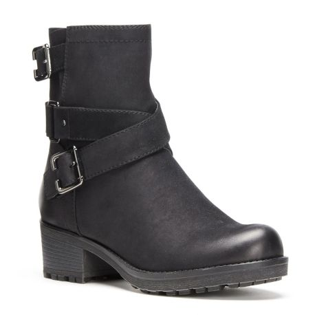 Moto Ankle Boots, SONOMA, $50