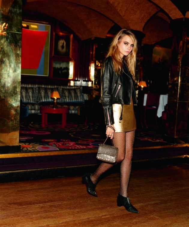 TopShop Holiday 2014 Campaign