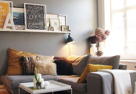 Gray Decor Ideas