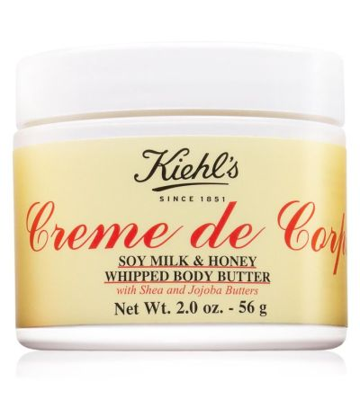 Kiehls Creme de Corps Whipped Body Butter $15