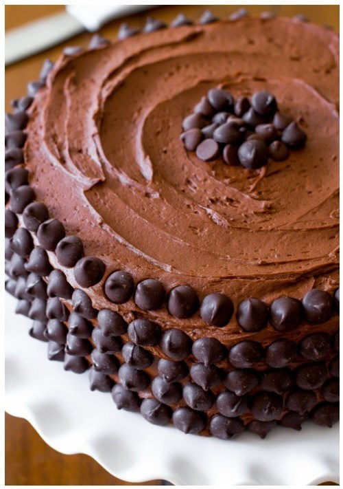 Triple-Chocolate-Layer-Cake